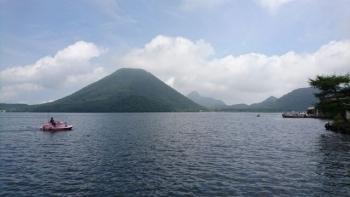 榛名富士 上州三山