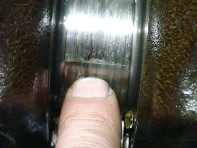 ホンダ プレリュード修理