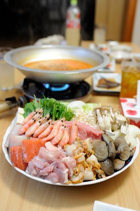 特製キムチ鍋