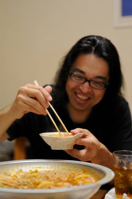 特製キムチ鍋2
