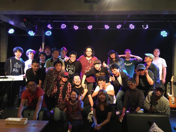 名古屋LiveJam2016