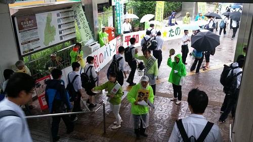 参院選 2016 応援記【那須地区へ!】④