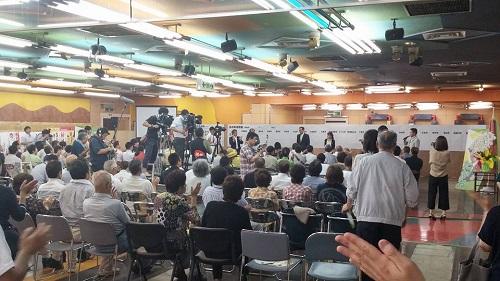 参院選 2016 応援記【開票報告】栃木県選挙区