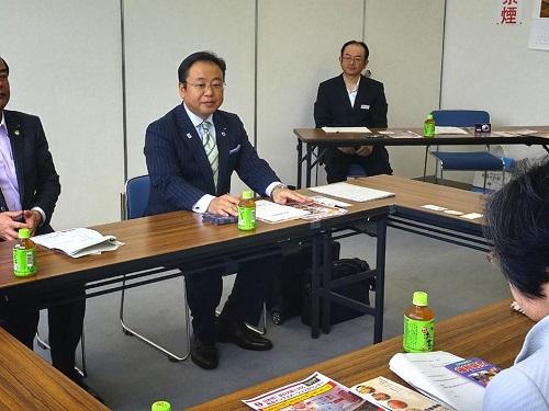 栃木県議会<経済企業委員会>県外調査!①
