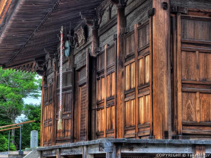 高田寺本堂