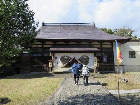 東本願寺新井別院 仮本堂