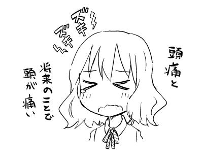 2016-08-03 頭痛
