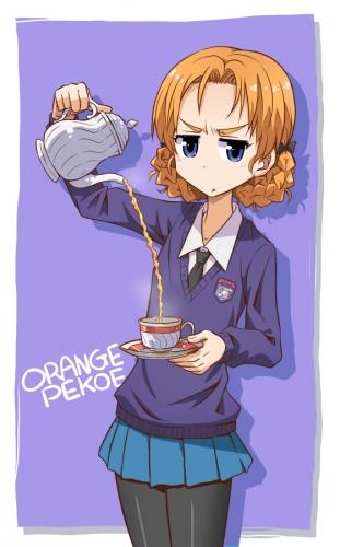 2016-10-14オレンジペコ紅茶