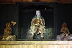 160427日光市行者堂の杉⑩