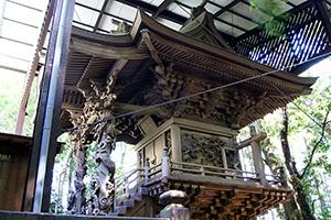 160508佐倉市鷲神社のケヤキ