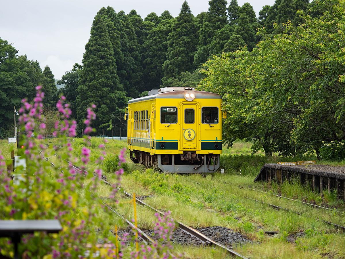 いすみ鉄道 国吉駅 1