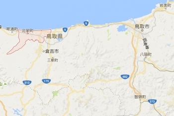 map北栄町