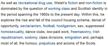wikiIrvine Welsh