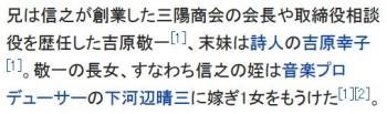 wiki吉原信之