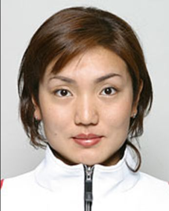 アテネオリンピック2004 武田 美保