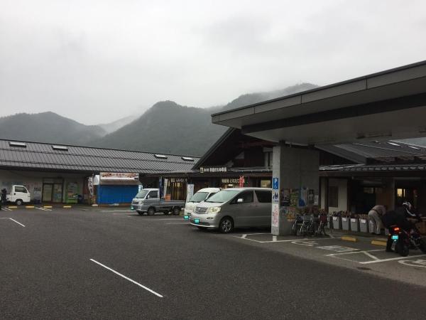 138、8日朝、道の駅美濃にわか茶屋01_convert_20161009185434