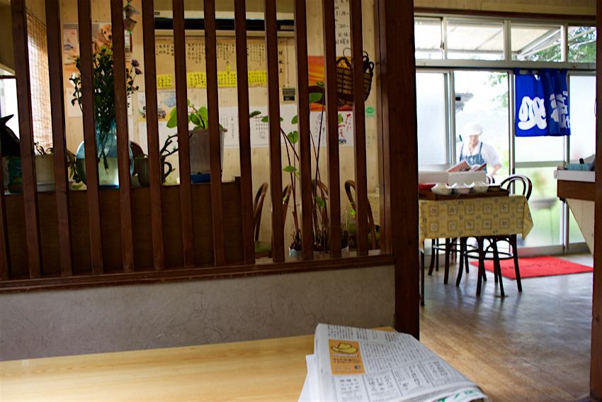 ことぶき食堂@鹿沼市見野 店内1