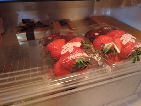 誰がイチゴをたべちゃうんだろう?②