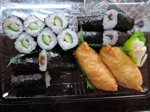 海苔巻きのお寿司