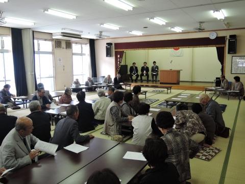 平成28年4月22日八郷遺族会総会②