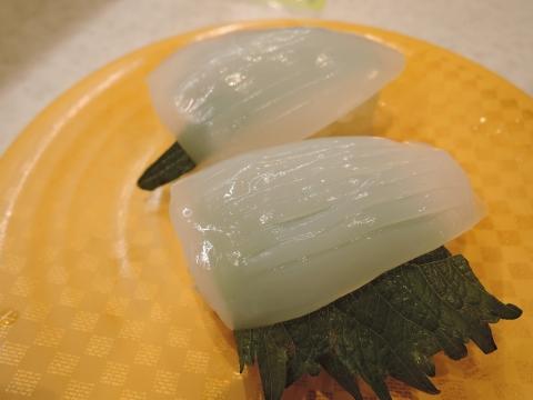 回転しない寿司「魚べい」⑧
