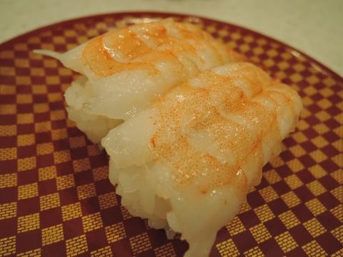 回転しない寿司「魚べい」⑦