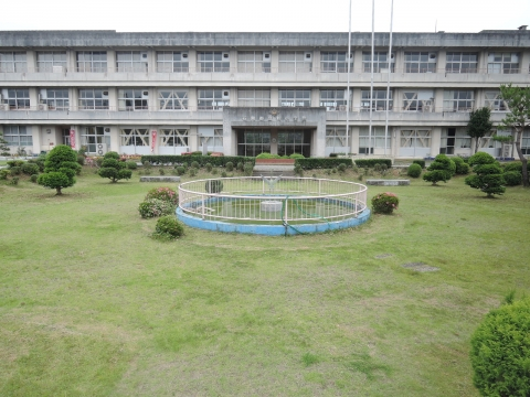 熊本震災募金「石岡市立林小学校」⑩