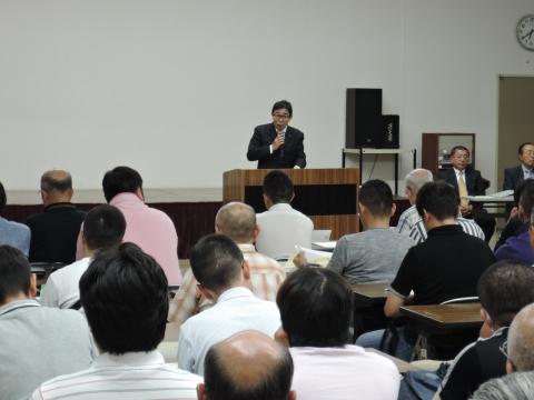 平成28年6月19日「石岡のお祭り振興協議会」第1回全体会議②