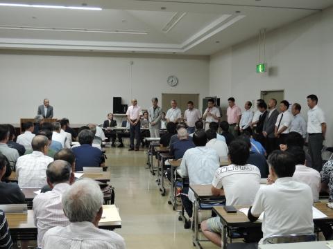 平成28年6月19日「石岡のお祭り振興協議会」第1回全体会議③