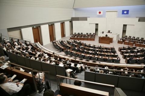 Part-4 議会最終日「採決」平成28年6月21日②縮小版