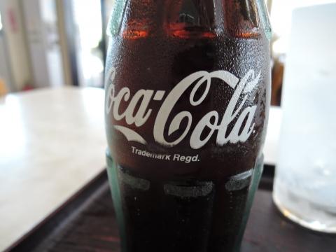 久々に瓶の「コカコーラ」を飲んだら美味かった!①