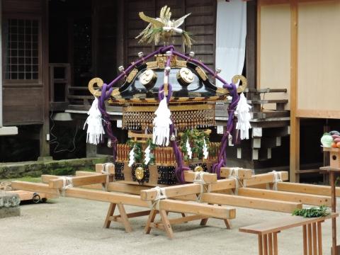 平成28年7月3日八坂神社神輿渡御①