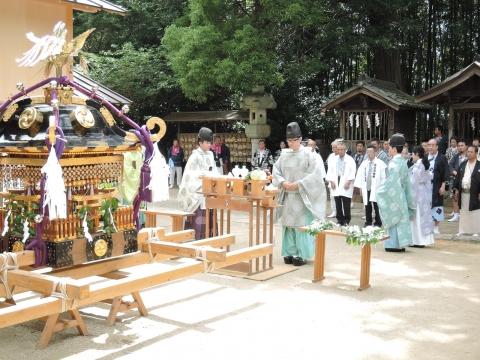 平成28年7月3日八坂神社神輿渡御④