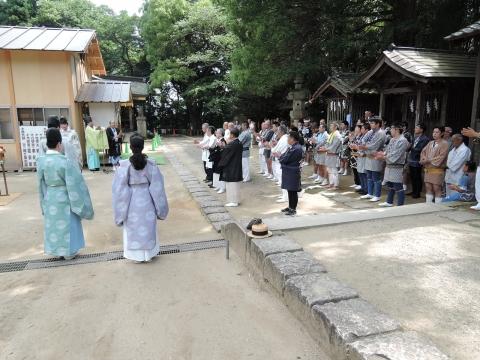 平成28年7月3日八坂神社神輿渡御⑥