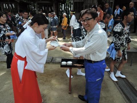 平成28年7月3日八坂神社神輿渡御⑦