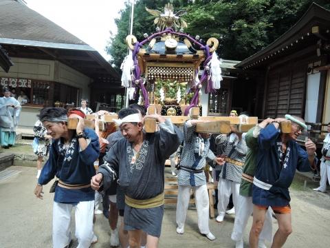 平成28年7月3日八坂神社神輿渡御⑧