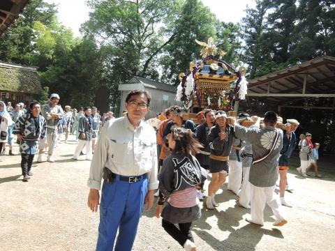 平成28年7月3日八坂神社神輿渡御⑪