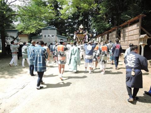 平成28年7月3日八坂神社神輿渡御⑫