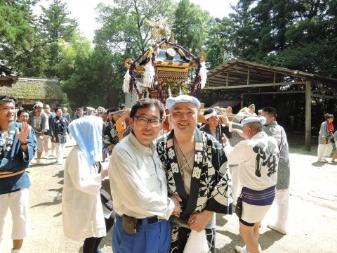 平成28年7月3日八坂神社神輿渡御⑬