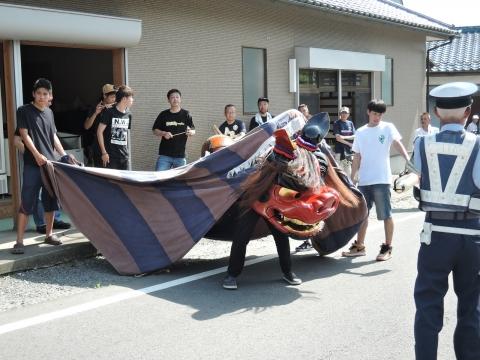 平成28年7月3日八坂神社神輿渡御⑭
