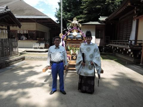 平成28年7月3日八坂神社神輿渡御⑮