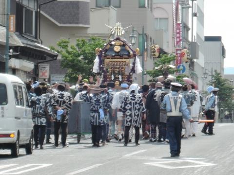 平成28年7月3日八坂神社神輿渡御⑯