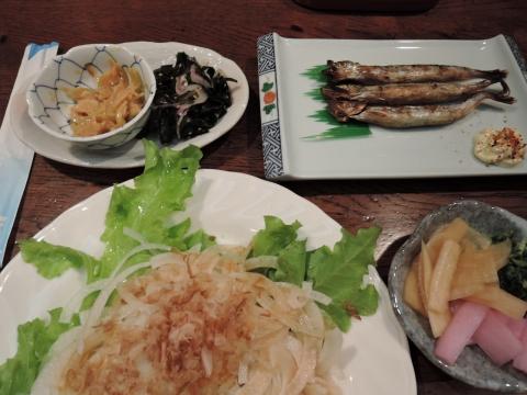 おふくろの味「櫻川」①