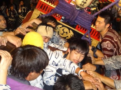 三村「須賀神社祇園祭」①