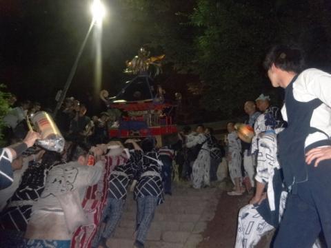 三村「須賀神社祇園祭」④