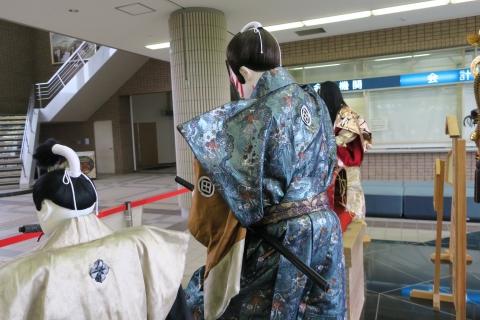 柿岡八坂神社祇園祭「神輿」&「人形」&「獅子頭」⑧