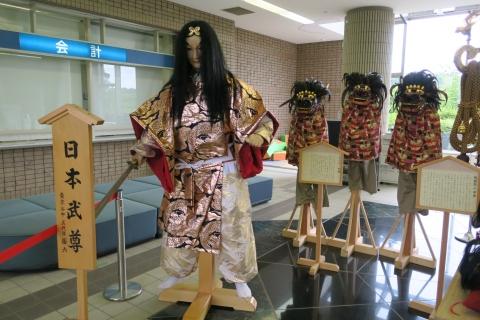 柿岡八坂神社祇園祭「神輿」&「人形」&「獅子頭」⑦
