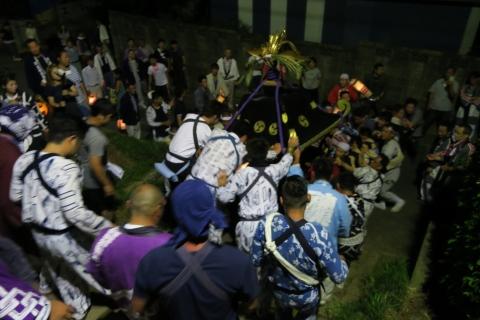 平成28年7月24日須賀神社祇園祭⑧