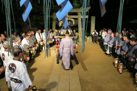 平成28年7月24日須賀神社祇園祭⑩