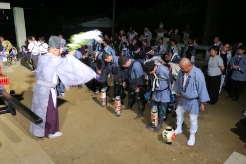 平成28年7月24日須賀神社祇園祭⑫